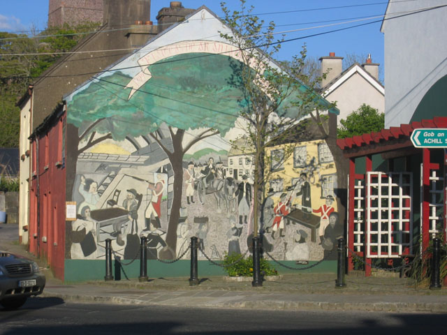 Newport Mural