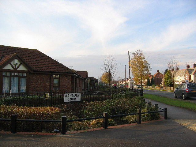 Endike Lane - East