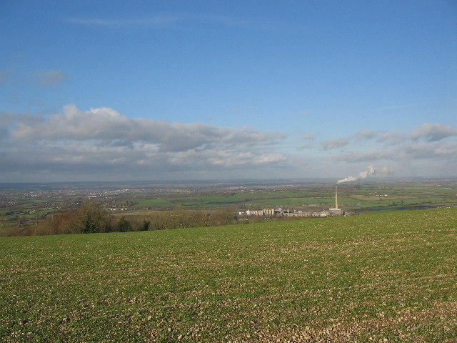 The view from Westbury Down