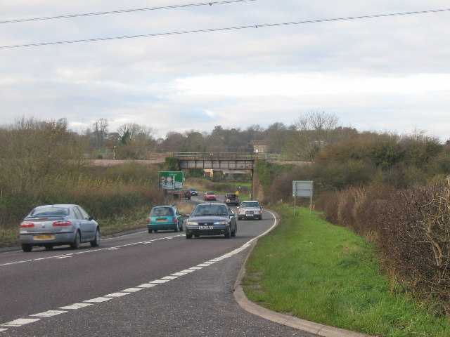 A36 at Standerwick