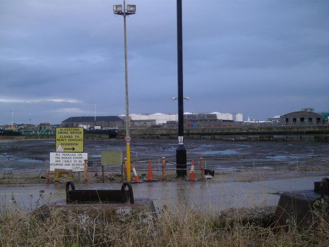 Hendon Docks