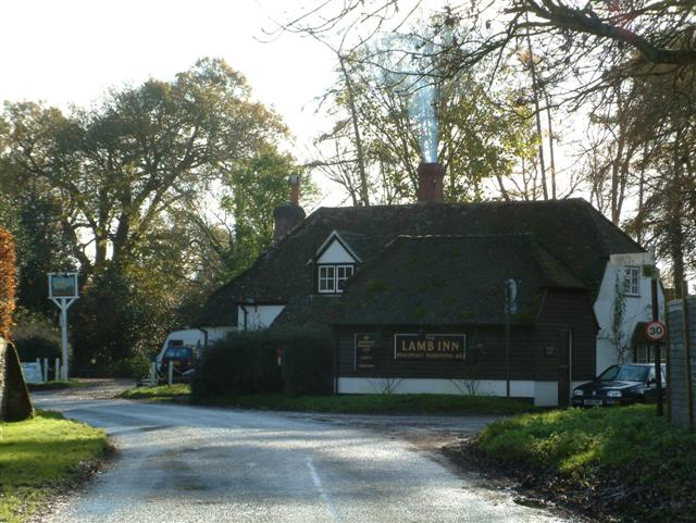 The Lamb at Satwell