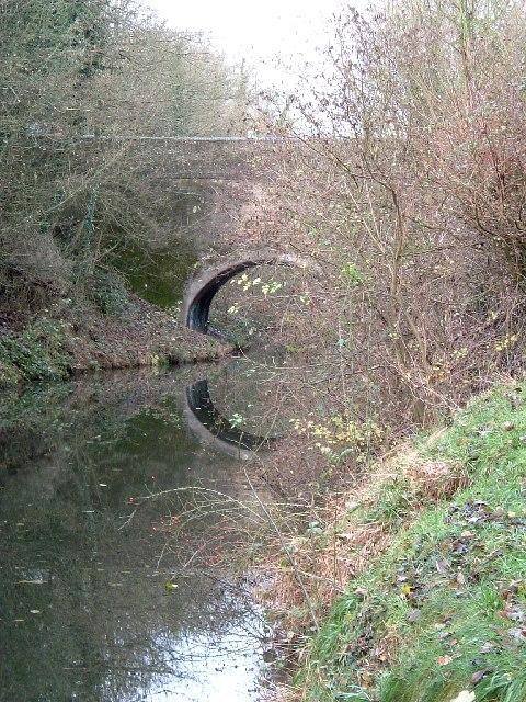 Marshcroft Lane Bridge, Grand Union Canal