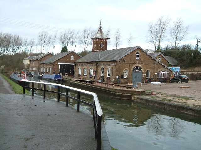 Former Canal Works, Bulbourne