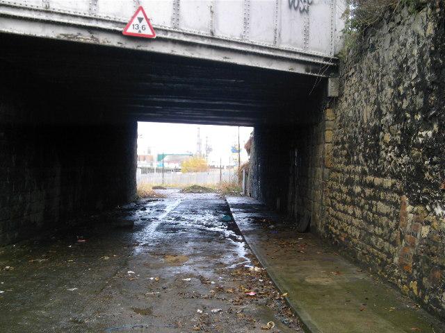Extension Street Railway Bridge