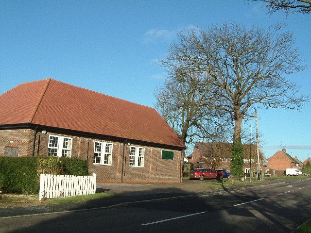 The Millennium Hall, Marsworth