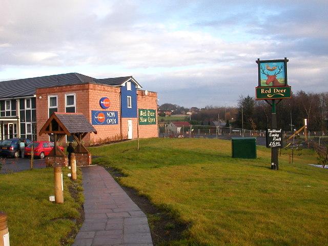 Red Deer Innkeepers Lodge, Cumbernauld.