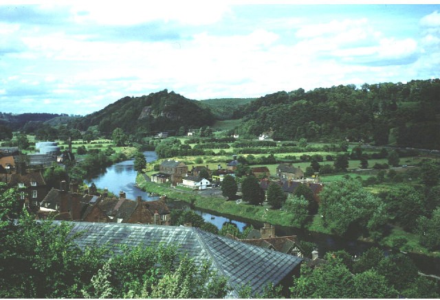 River Severn to the north of Bridgnorth.