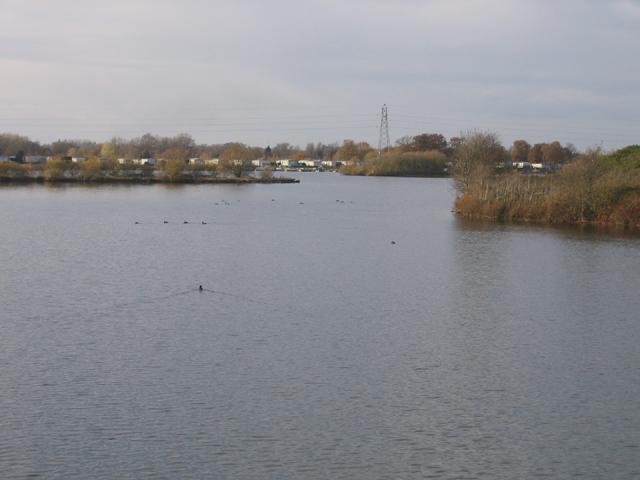 Tallington Lakes, Lincs
