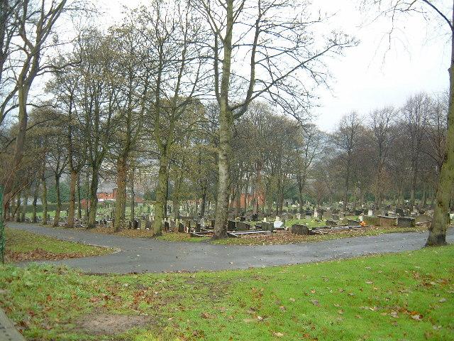 Garden House Cemetery