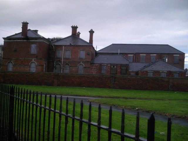 Derelict Orphanage