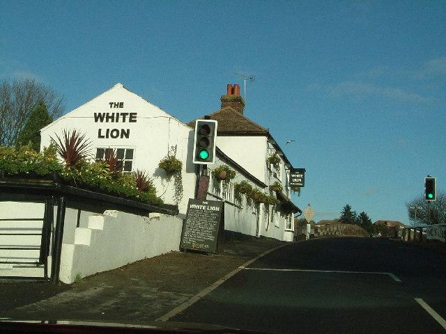 The White Lion, Marsworth