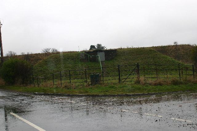 Spott reservoir