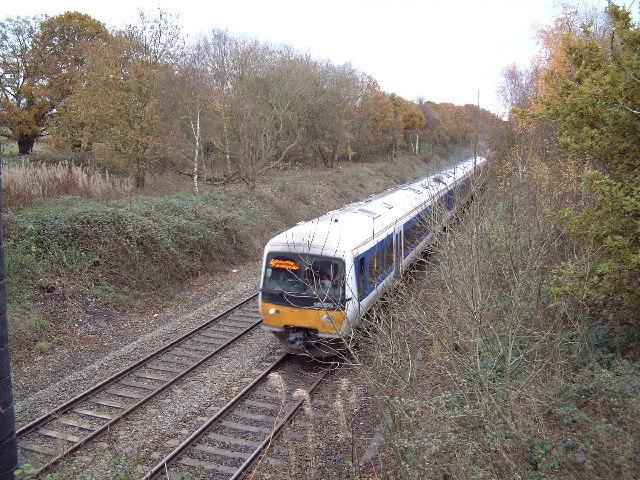 Chiltern Line Train