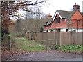 SU9689 : Sandy Bottom Lodge by David Squire
