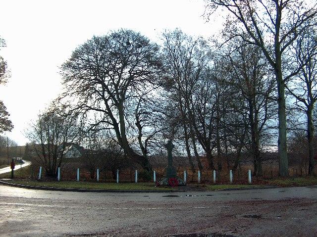 War Memorial, St Martins, Perthshire