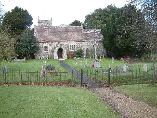 Edmondsham Church, Dorset