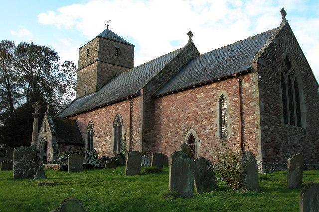 Aston Ingham Church