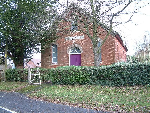 William Memorial Chapel, Cripplestyle, Dorset