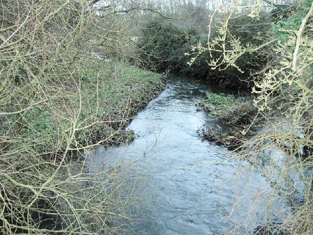 The River Avon at Woodbridge