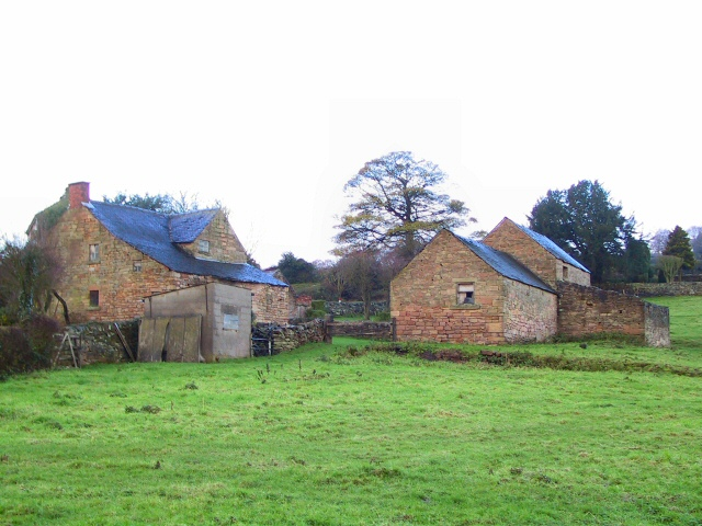 Derelict Farm near  Plaistow