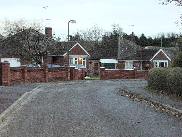 Bungalows at North Newnton