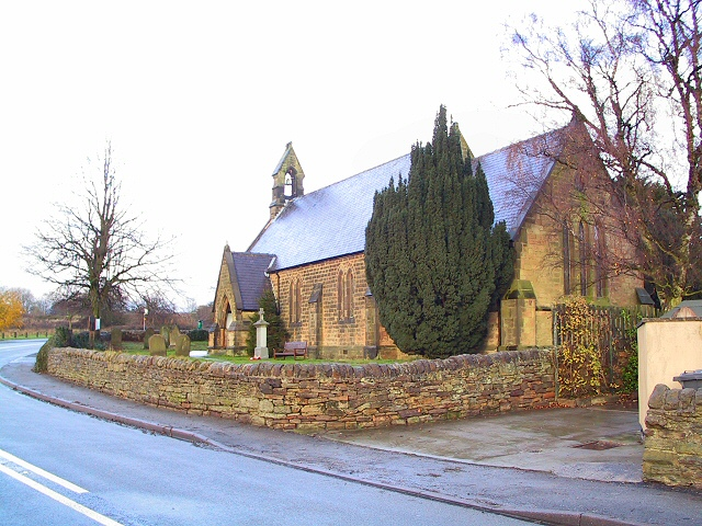 Christ Church, Wessington