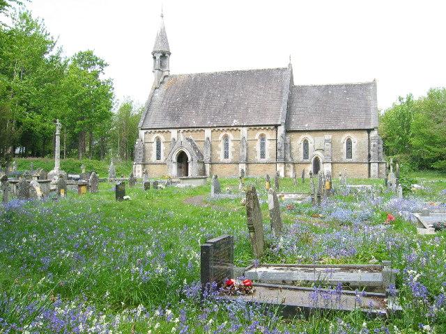 Merthyr Mawr Church