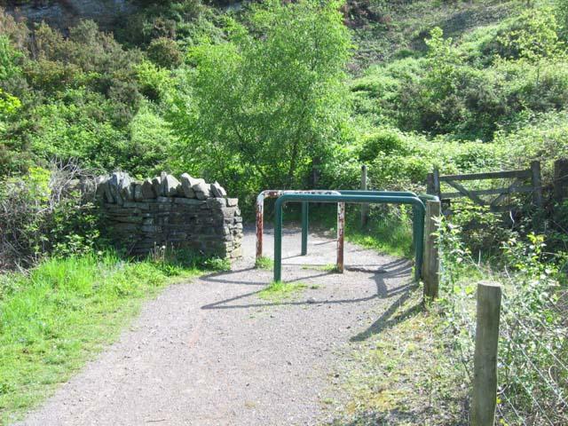 Taff Trail near Nantgarw