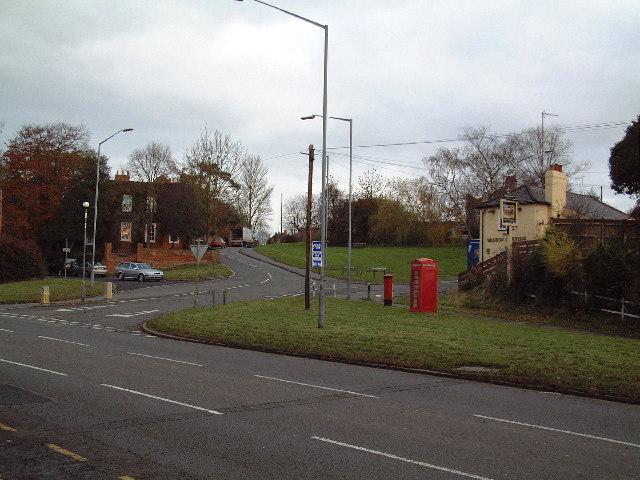 Gravel Hill Junction