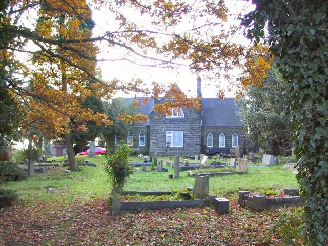 Stretton Parish Cemetery