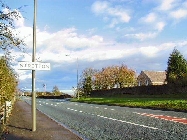 Hilltop, Stretton