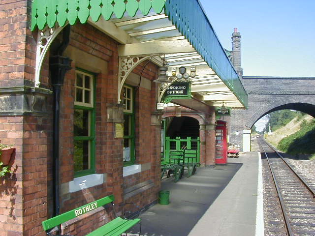 Rothley Station