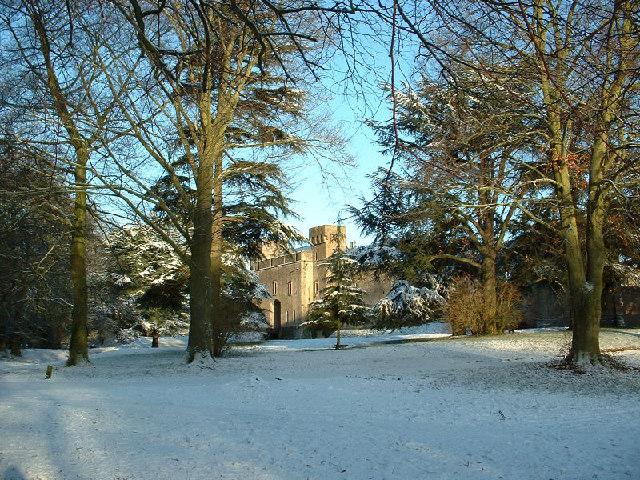 Caldicot Castle, Monmouthshire