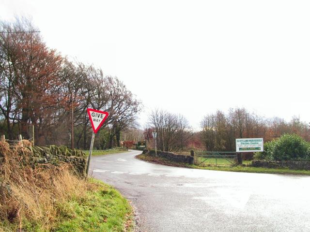 B6014 offset junction