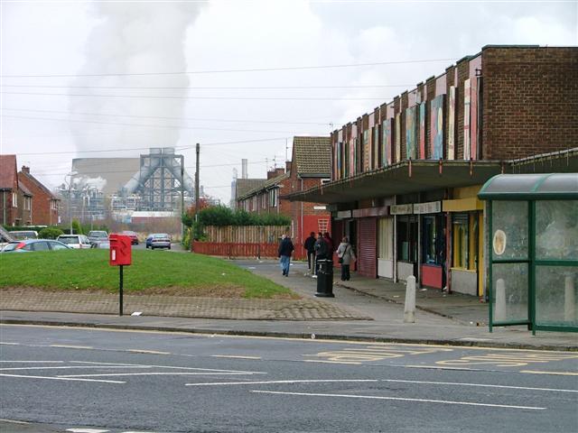 Slater Road Shops, Grangetown