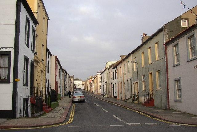 High Street, Maryport