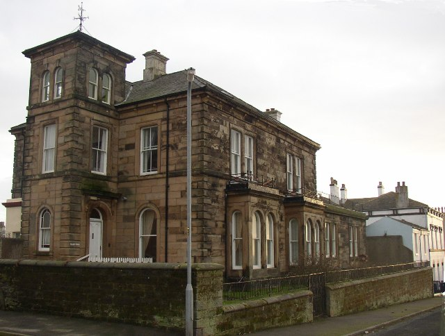 Solway House, Maryport