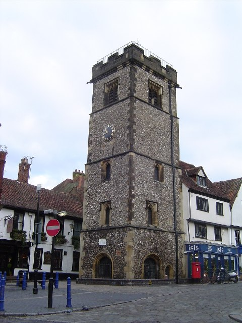 St Albans: The Clock Tower