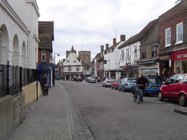 St Albans: Market Place