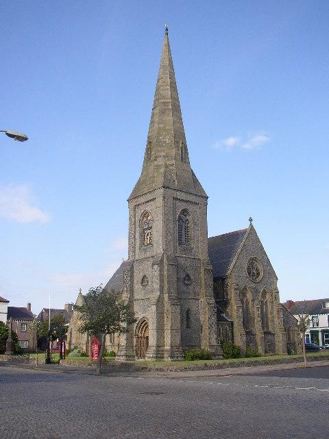 Christ Church, Solway