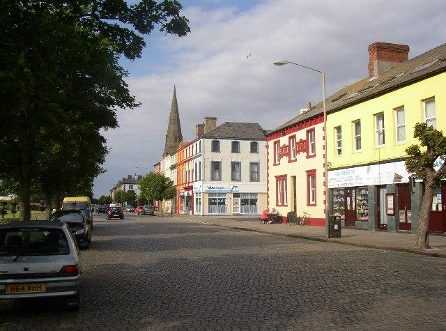 Criffel Street, Silloth