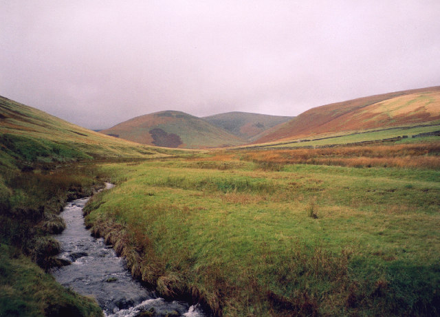 the Glenochar Burn
