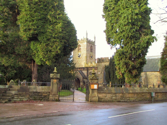 St.Helens Church, Darley Dale