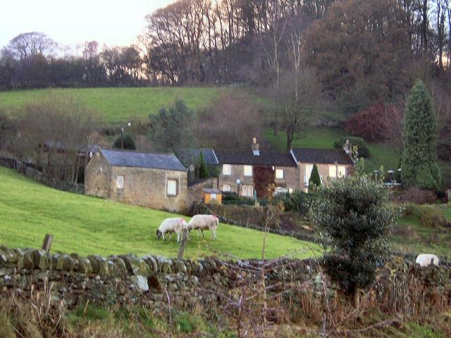 Pilhough Cottages
