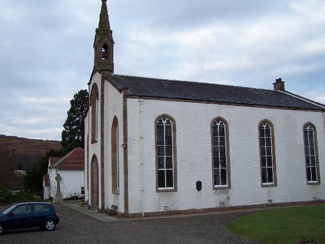 Garelochhead Church