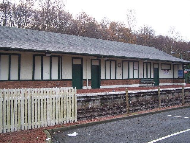 Garelochhead Station