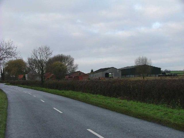 Magpie Hall Farm
