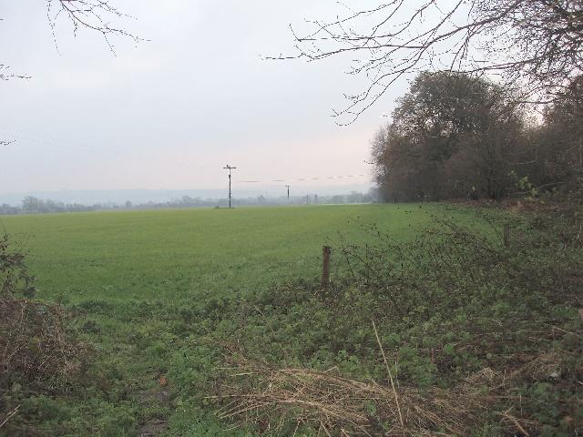 Land by Swanborough Tump