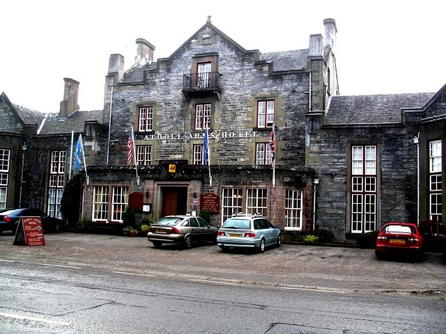 The Atholl Arms Hotel, Blair Atholl
